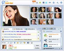 123 flash chat
