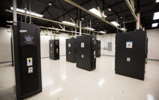cilvin green power data center