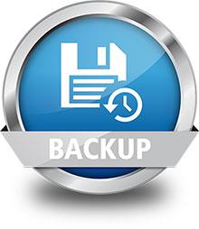hosting backup